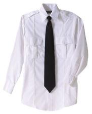 Edwards Garment Adult Patch Pocket Long Sleeve Workwear Security Shirt. 1276