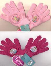 PAIRE DE GANT gants ROSE CENDRILLON PRICESSE enfant FILLE DISNEY taille unique
