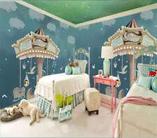 A Good Night's Sleep 3D Full Wall Mural Photo Wallpaper Printing Home Kids Decor