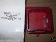 New Siemens Fwb-2 Weatherproof Back Box