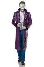 Sexy costume uomo JOCKER taglia M, L, XL, 2XL travestimento Halloween feste