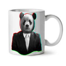 Panda Suit Beast Animal NEW White Tea Coffee Mug 11 oz | Wellcoda