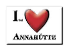 DEUTSCHLAND SOUVENIR - BRANDENBURG MAGNET ANNAHÜTTE (OBERSPREEWALD LAUSITZ)