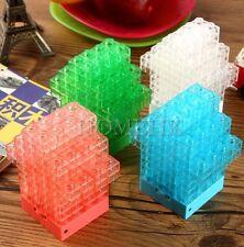 LED Brick Building Block Lego Toy DIY shape LAMP USB Night Light Puzzle Jigsaw