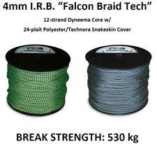"4mm IRB ""Falcon Braid Tech"" Rope *PER METRE* Halyard Sheet Boat Sailing Technora"