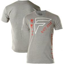 "Forza MMA ""Signature"" T-Shirt - Dark Heather Gray"