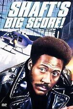 Shafts Big Score (DVD, 2000) New