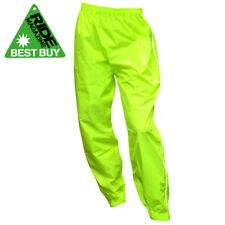 Oxford Rainseal Sur-Pantalon Imperméable de Moto Fluo - Promo