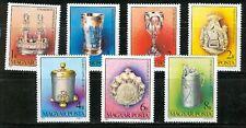 HUNGARY - 1984.Hungarian Jewish Art  Cpl.Set MNH! Mi 3718-3724