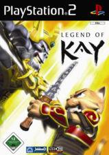 1 von 1 - Legend Of Kay (Sony PlayStation 2, 2005, DVD-Box)