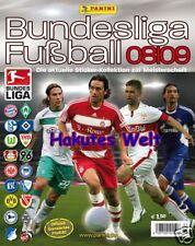 PANINI - FUßBALL - BUNDESLIGA  2008/2009 - 50 aus allen