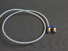 1m PTFE Schlauch 4x2mm/6x4mm für Filament 1,75mm / 3mm 3D mit Push-in Fitting