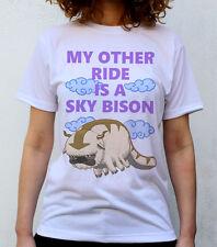 Appa SKY Bison T SHIRT opera d'arte, AVATAR: l'ultimo dominatore dell' Ispirato