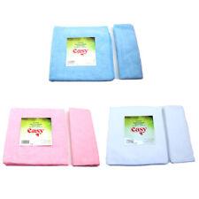 2PCs Microfibre Towel Travel Micro Fibre Bath Camping Sports Gym Yoga Quick Dry