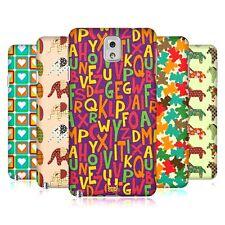 Funda Funda Diseños Kiddie Stuff rígida posterior Funda Para Samsung teléfonos 2