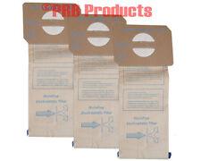 Type U Electrolux Allergy Vacuum bags Model Discovery I II III Lux Regency #138