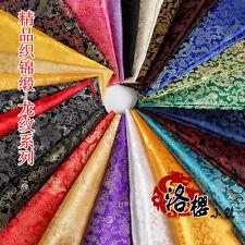 Ancient Costume Han Kimono Clothing COS Baby Satin Dragon Veins Clothing Fabrics