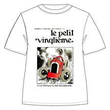 T-shirt 100% cotton Tintin Le Petit Vingtième Amilcar 733002 (2019)