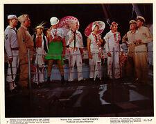 MISTER ROBERTS orig 1955 color lobby photo WILLIAM POWELL/HENRY FONDA/PHIL CAREY