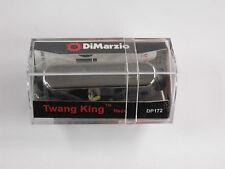 DiMarzio Twang King Tele Neck Pick-up W/Chrome Cover DP 172