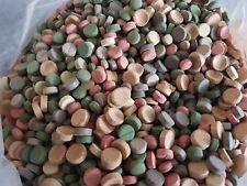 Tablettenmix Futtertabletten 8-12mm 13 Sorten - 100g bis 2kg - Tabletten Futter