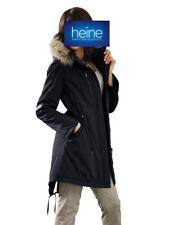 Parka. Linea Tesini by heine. Schwarz. NEU!!! KP 179,90 € SALE%%%