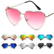 Womens Love Heart Shape Lens Sunglasses Eyewear Glasses Shades Stylish Lovely