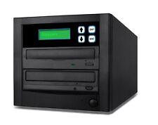 CD DVD Duplicator Copystars 1-1 drive 24X DL Mdisc burner drive copier tower