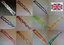 """2Pcs 19"""" Clip In Extension Per Capelli .11 colori brillanti e naturali-UK STOCK-GRATIS P&P"""