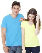3005 Bella + Canvas - Unisex Short SleeveV-Neck Jersey T-Shirt  XS-2XL 31 Colors