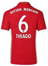 Trikot Adidas FC Bayern 2016-2017 Home - Thiago 6 [128 bis 3XL] FCB