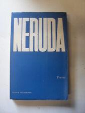 NERUDA - POESIE - ED.NUOVA ACCADEMIA - 1963