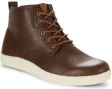 Brand New Ben Sherman Vaughn Chukka High Top Sneaker Boot, Brown