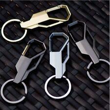 Cute Metal Mens Creative Alloy Keyfob Gift Car Keyring Keychain Key Chain Ring