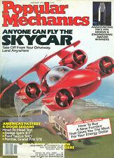 Popular Mechanics  - July 1997 - Airfoil Boats - F16 Fighting Falcon - An-225