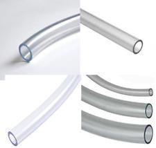 Vinyl Tube Clear PVC Plastic Tubing Hose Hosing Per Metre 3mm 6mm 8mm 10mm New