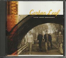 CARBON LEAF Life Less GREAT BAND PIC PROMO DJ CD Single