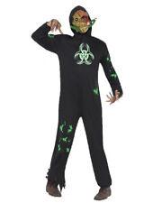 Costume Halloween Adulto Zombie Mostro Bio Nucleare Horror Smiffys *11800