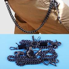 Skull OX Horn Bullet Wallet Chains Biker Trucker Punk Rock Simple Jean Key Chain