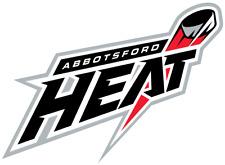 Abbotsford Heat Defunct AHL Hockey Mens Polo XS-6X, LT-4XLT Calgary Flames New