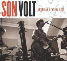 SON VOLT - AMERICAN CENTRAL DUST [DIGIPAK] USED - VERY GOOD CD