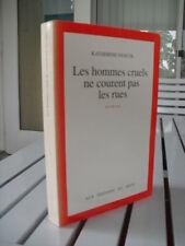 LES HOMMES CRUELS NE COURENT PAS LES RUES 1990