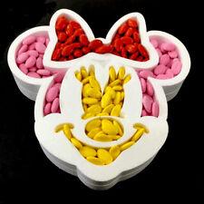 Nome in polistirolo porta confetti idea regalo Minnie per feste e decorazioni