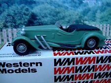 1/43 Western models  Lagonda 4.5 litre1937