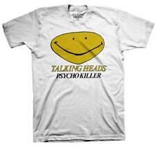 Talking Heads Psycho Killer Post Punk Art Pop Avant Garde Music T Shirt TLK-1015