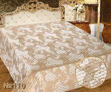 Tagesdecke Jacquard 110 Bettüberwurf Bettdecke Steppdecke Decke Wohndecke Antik