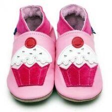 NUOVO POLLICI BLU Toddlers morbida calzature in cuoio XL 18-24 mesi 4 stili