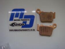 NEW MD MOTOCROSS REAR BRAKE PADS SUZUKI RM 125 89-95