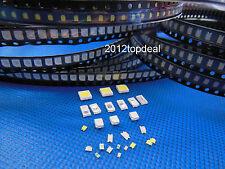 100 1210/3528 5630/5730 5050 White Red Green Blue Yellow Orange Warm UV LED SMD