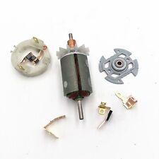 RS540 545 550 555MotorRotor CarbonBrushHolder EndCap12V CordlessScrewDriverDrill